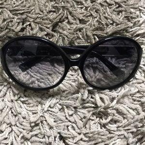 Black Cole Haan Sunglasses